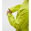 Manteau imperméable Downpour Lumix Jaune acide