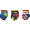 Bootie Batch Socks Bright Blue