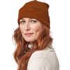 Merino Wool Cap Auburn Marl