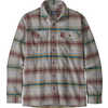 Fjord Flannel Shirt Defender: Feather Grey