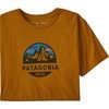 T-shirt Fitz Roy Scope Organic Or Hammonds