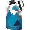 DuoLock Soft Bottle 750ml Blue Peaks