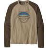 Fitz Roy Hex Lightweight Crew Sweatshirt El Cap Khaki