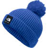 Tuque Box Logo Pom Bleu TNF