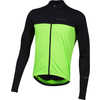 Quest Long Sleeve Jersey Black/Screaming Green