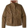 Maple Grove Jacket Owl Brown