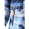 Puhuri Winter Overall Jeans Blue