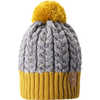 Pohjola Wool Blend Beanie Dark Yellow