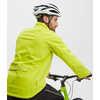 Downpour Lumix Waterproof Cycling Jacket Acid Yellow