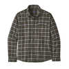 Fjord Lightweight Flannel Shirt Instinct: Forge Grey
