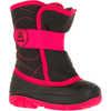 Snowbug 3 Boots Black/Magenta