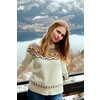 Chandail Sundve Knit Blanc nouveau