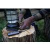 Lanterne rechargeable à DEL Forest Bronze antique