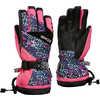 Original Gloves Dotty Black Iris