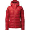 Microlight Alpine Jacket Crimson/Ruby