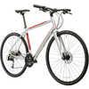 Vélo Silhouette Argent/Rouge/Noir