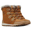 Whitney Suede Winter Boots Elk/Natural