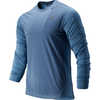 Maillot Q Speed Run Crew Chambray chiné