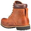 "Rugged 6"" Waterproof Boots Medium Brown Full Grain"