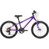 Dash Bicycle Purple/Silver