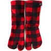 Tabi (Flip-Flop) Socks Lumberjack