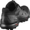 Chaussures de course sur sentier Speedcross 5 GTX Noir/Noir/Fantôme