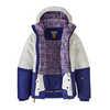 Pine Grove Jacket Birch White/Cobalt Blue
