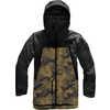 A-Cad Jacket British Khaki Ridgeline Camo Print/Weathered