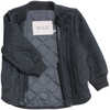 Thermo Loui Jacket Dark Blue Melange