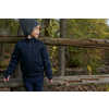 Manfred Thermo Jacket Dark Blue Melange