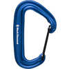 Mousqueton MiniWire Bleu