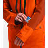 Goldmill Parka Papaya Orange/Picante Red