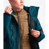 Goldmill Parka Blue Wing Teal
