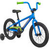 """2020 Kids Trail Single-Speed 16"""" Bicycle Electric Blue"""