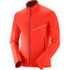 RS Softshell Jacket Fiery Red/Biking Red