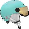 Grom Visor Snow Helmet Aruba Glossy