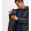 Manteau à capuchon en duvet Radiator Lite Noir