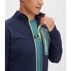 Flex Nordic Hybrid Softshell Jacket Deep Navy/Smokey Teal