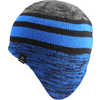 Taki Earflap Bright Blue