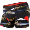 Caleçon boxeur court Classic Nouvel horizon noir Fuji
