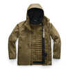 Thermoball Eco Snow Triclimate Jacket Military Olive
