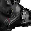 S/Pro 120 Ski Boots Black/Beluga/Red