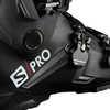 Bottes de ski S/Pro 100 Noir/Béluga/Rouge