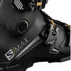 S/Max 110 Ski Boots Black/Golden Glow Metallic