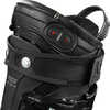 QST Access Custom Heat Ski Boots Anthracite/Translucent Black