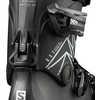 QST Access Custom Heat Ski Boots Anthracite/Translucent Black