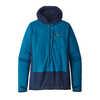 R1 Pullover Hoody Balkan Blue