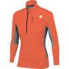 Manteau coupe-vent Cardio Tech Orange SDR/Ciment