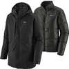 Tres 3-in-1 Parka Black