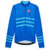 Maillot de vélo Capanna Electric Blue/Glacier Lake